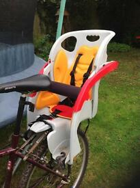 Co-Pilot Limo Bicycle Child Seat