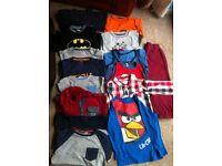 Boys bundle of clothes 5-6 years