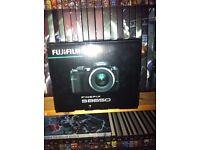 FujiFilm FinePix S8650 Camera