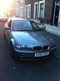 BMW 320d es
