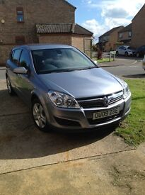 2009 09 Vauxhall Astra active 1.6 5 dr