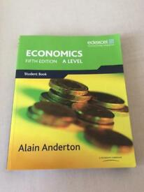 Economics Edexcel A-Level Textbook
