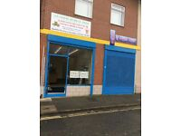 Shop to let flexible lease from £75pw