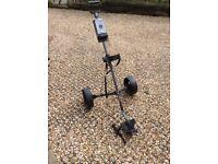 Golf Trolley - push or pull