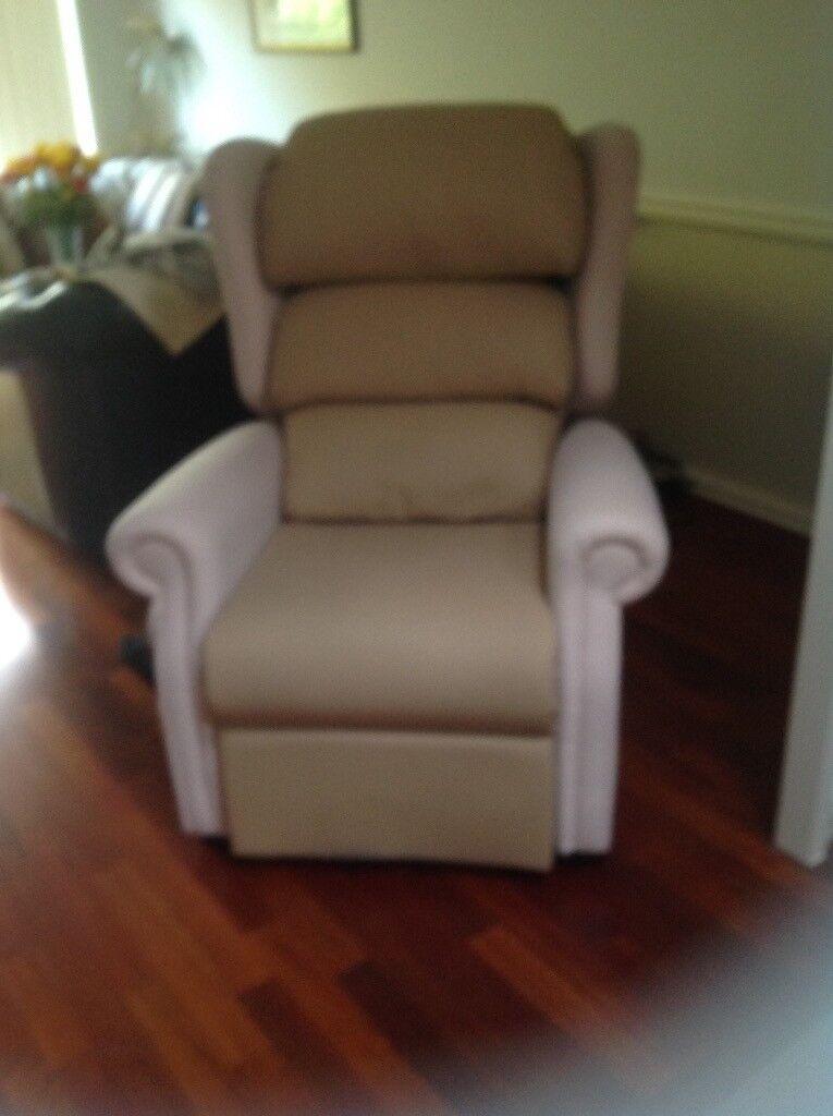Repose Multi C-air Chair - rise and recline/fall chair