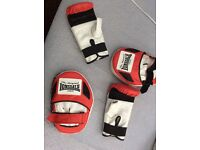 Complete boxing set