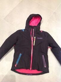 Girls ski/winter jacket age 11-12