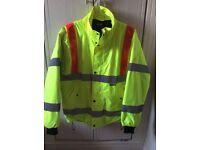 High Quality Hi - Visibility Jacket