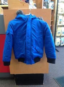 Beaver Canoe Winter Jacket - youth size small- (sku: ZYTERH)