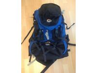 Lowe Alpine Tundra TFX 65+15 (Excellent D of E / trekking bag!)