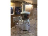 Juice Producer KT2200 Cold Press Juicer