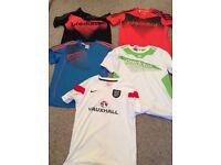 Adidas predator shirts X 4 england training top