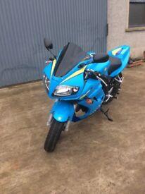 New condition Suzuki 650S for sale
