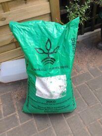 25kg Grass Fertiliser and moss killer