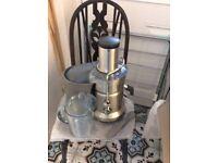 Sage By Heston Blumenthal The Nutri Juicer BJE820UK 1500 Watts Fruit Kitchen