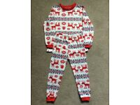Childrens Christmas Pyjamas. Brand New Without Tags. Age 5-6 Years.