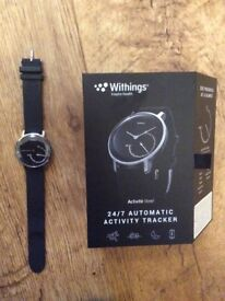 Withings / Nokia Activé Steel watch