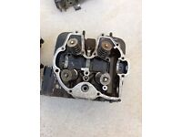 Honda xl600r cylinder head