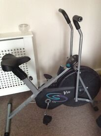 V-fit exercise bike.