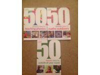 50 fantastic idea books