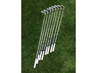 Mizuno cavity steel shaft mx25 dynamic gold golf clubs