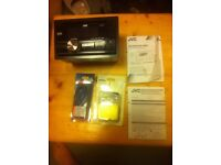 JVC KW-R400 DOUBLE DIN CAR STEREO RADIO MP3 USB AUX CD PLAYER
