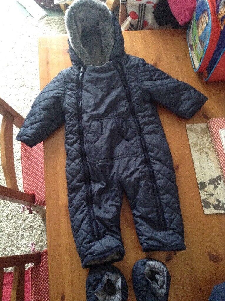 Snowsuit 9-12