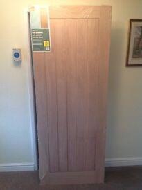 Brand New in packaging Internal Oak Door