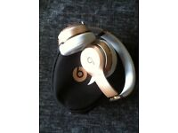"Dr Dre Beats Solo 3 ""SPECIAL ADDITION - GOLD"" wireless headphones (Bran new - never used)"
