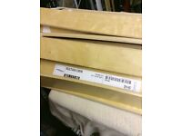 Spare set of Ikea double bed slats only (excellent condition)