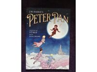 NEW - Peter Pan told in comic strip format