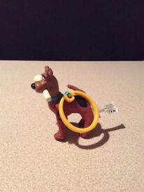 Scooby-Doo Burger King Soft Toy 2000