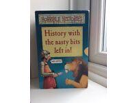 Horrible histories books 10 books