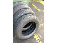 used car tyres 165-70-14