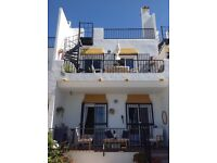 Reduced rent for a Town house on the costa del Sol from 350.00 to 180.00