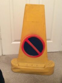 No Waiting/Parking Traffic Cones 8 Available
