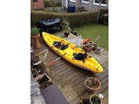 Ocean Malibu 2XL kayak