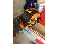 brand new welding mask