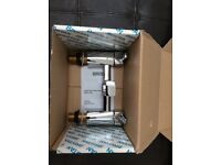 Bristan chrome bath filler mixer tap, new, boxed, West Kirby, Wirral