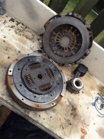 Focus diesel Solid Flywheel conversion kit