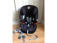 Extended rear facing Car seat Britax Multi Tech 2, good condition, upto 25kg