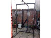 Power Rack with Pulleys CHEAP