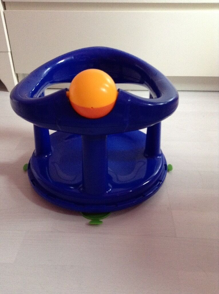 Safety 1st swirl bath seatbluein Hamilton, South LanarkshireGumtree - Safety 1st swivel bath seat with suction pads. Colour Blue. Excellent condition