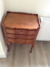 Small occasional table - SOLD