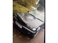 BMW 3 Series black swap for a van