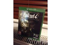 Brand new and sealed fallout 4
