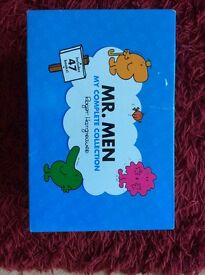 Mr Men Complete Collection