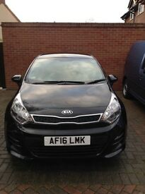 Kia Rio SR7 first registered in March 2016. Very low mileage
