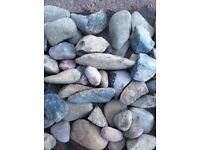 Multi mix decorative chips/gravel