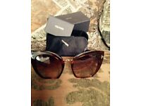 Tom Ford Ladies Sunglasses